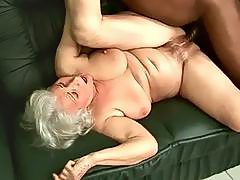 Fat ugly grannies bang with good looking young fuck boys